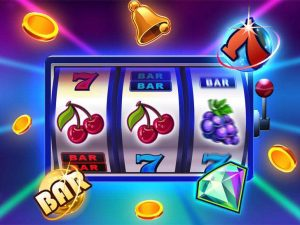 Casino slot game